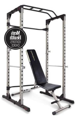 Fitness Reality 810XLT Super Max Power Cage with Weight Benc