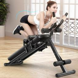 Adjustable Weight Bench Flat/Incline/Decline Utility Exercis