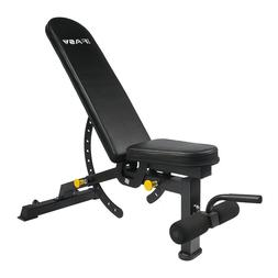 Barbell Adjustable Weight Bench Incline Decline Foldable Uti