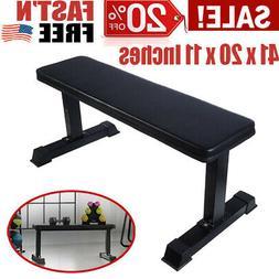 Basics Flat Weight Bench Standard Benches Strength Training