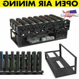 Bench Press Barbell Rack Adjustable Weight Folding Squat Fit
