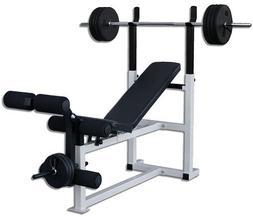 Deltech Fitness Standard Weight Bench