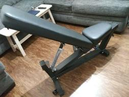 Fasctech commercial adjustable bench