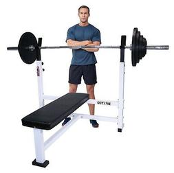 DF1700- Deltech Fitness Flat Bench Press *NEW*