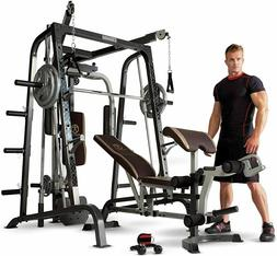 Marcy Smith Cage Workout Machine Total Body Training Home Gy