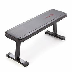 Marcy Flat Utility 600lb Cap. Weight Bench for Weight Traini