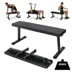 Folding Adjustable Sit Up Abdominal Bench Press Weight Gym A