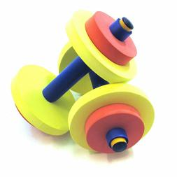 Fun and Fitness for kids - dumbbell set