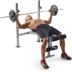 Gold's Gym XR 6.1 Weight Bench With Leg Developer Durable St