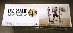 Golds Gym XRS 20 Squat Rack / Weight Rack SHIPPED ASAP - Bra