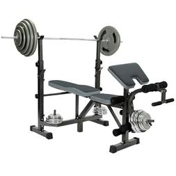 Home Fitness Dumbbell Weight Bench Barbell Lifting, Folding