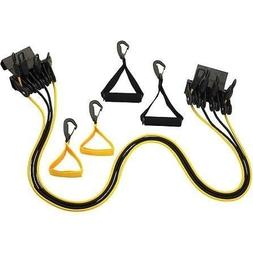 Gold's Gym Home Gym Total Body Resistance Training Exercise