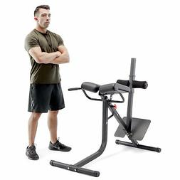 Marcy Pro JD-5481 Deluxe Steel Frame Hyper Extension Bench f