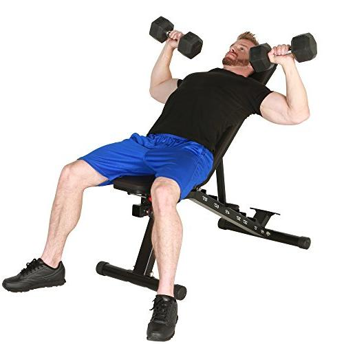 Fitness Reality Max High NO Bench with