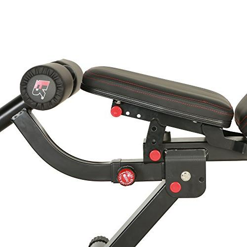 Fitness Max XL Capacity NO Gap Weight with Leg