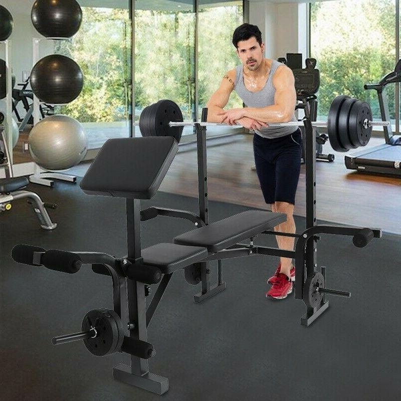 Weight Set Home Barbell