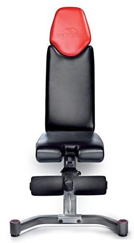 Bowflex Adjustable Weight Bench
