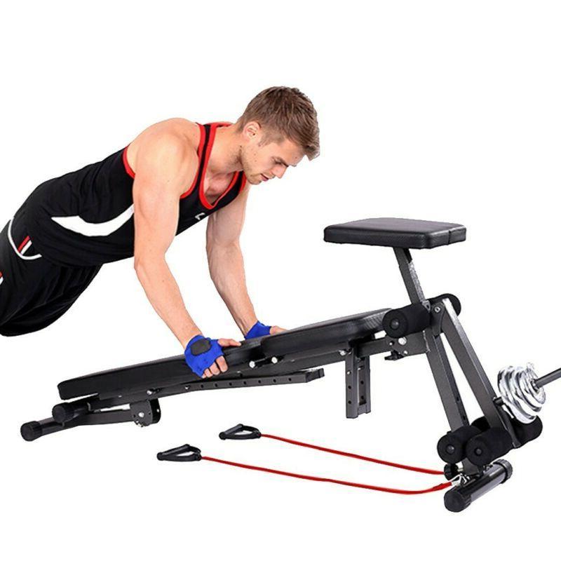 Flat Fitness Workout Sports Gym