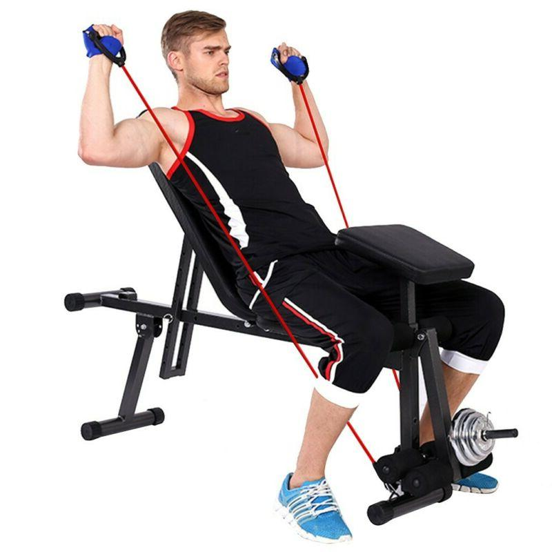 Adjustable Weight Flat Workout Sports