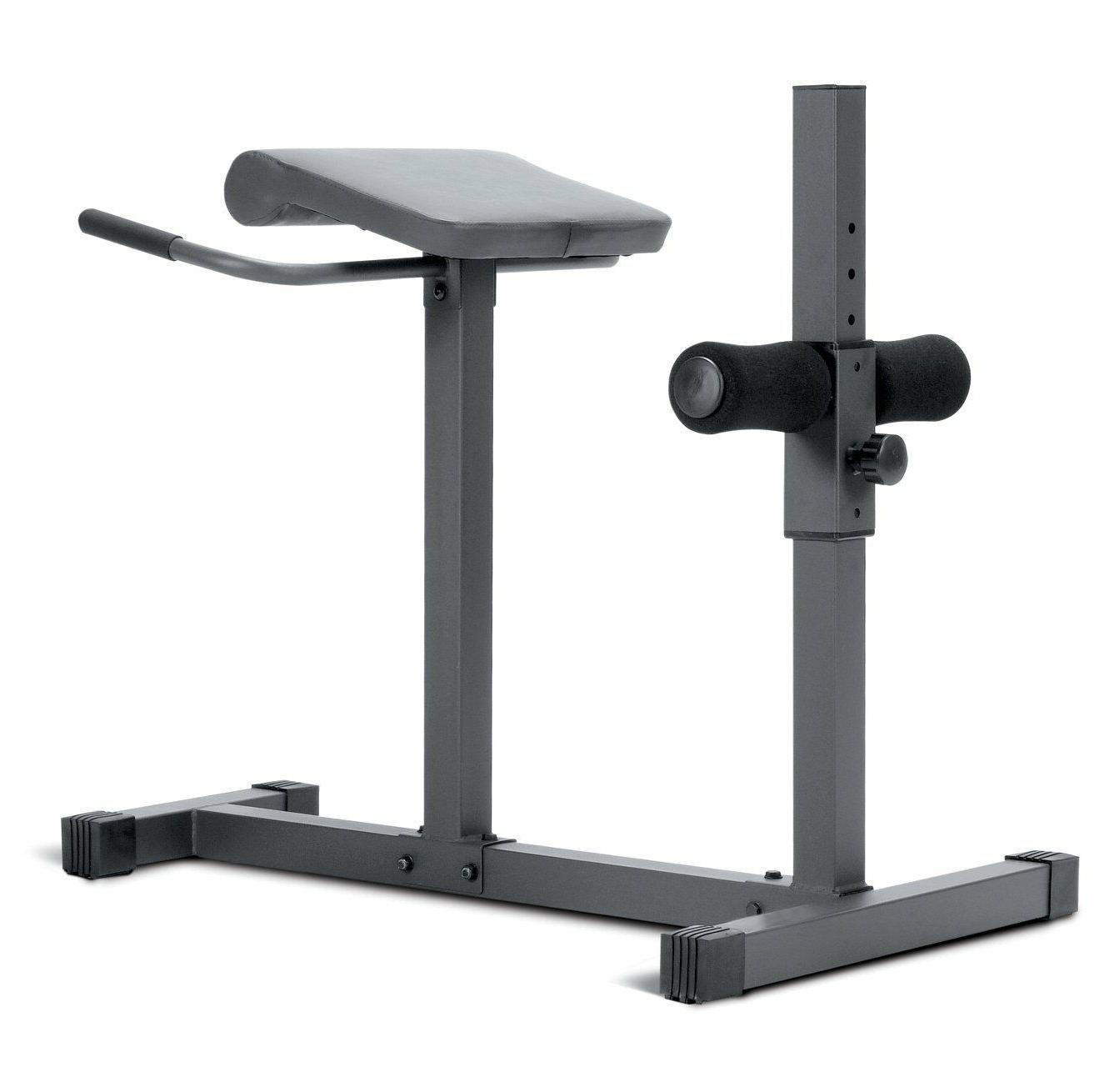 Marcy Adjustable Chair Hyper Bench JD3.1