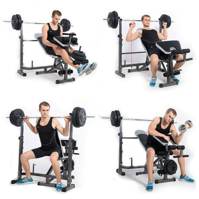 Weight Weight Home Bench Press Lifting
