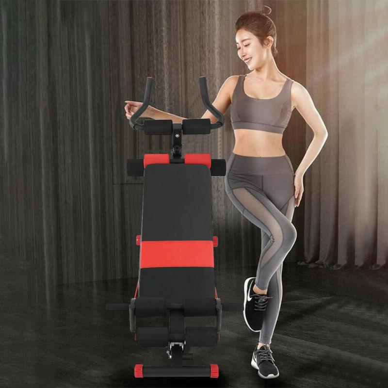 Sit Up Bench Decline Ab Incline Exercise Adjustable MER