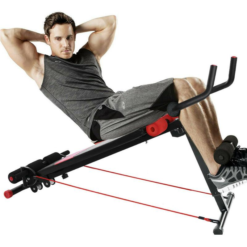 Sit Up Decline Ab Exercise MER