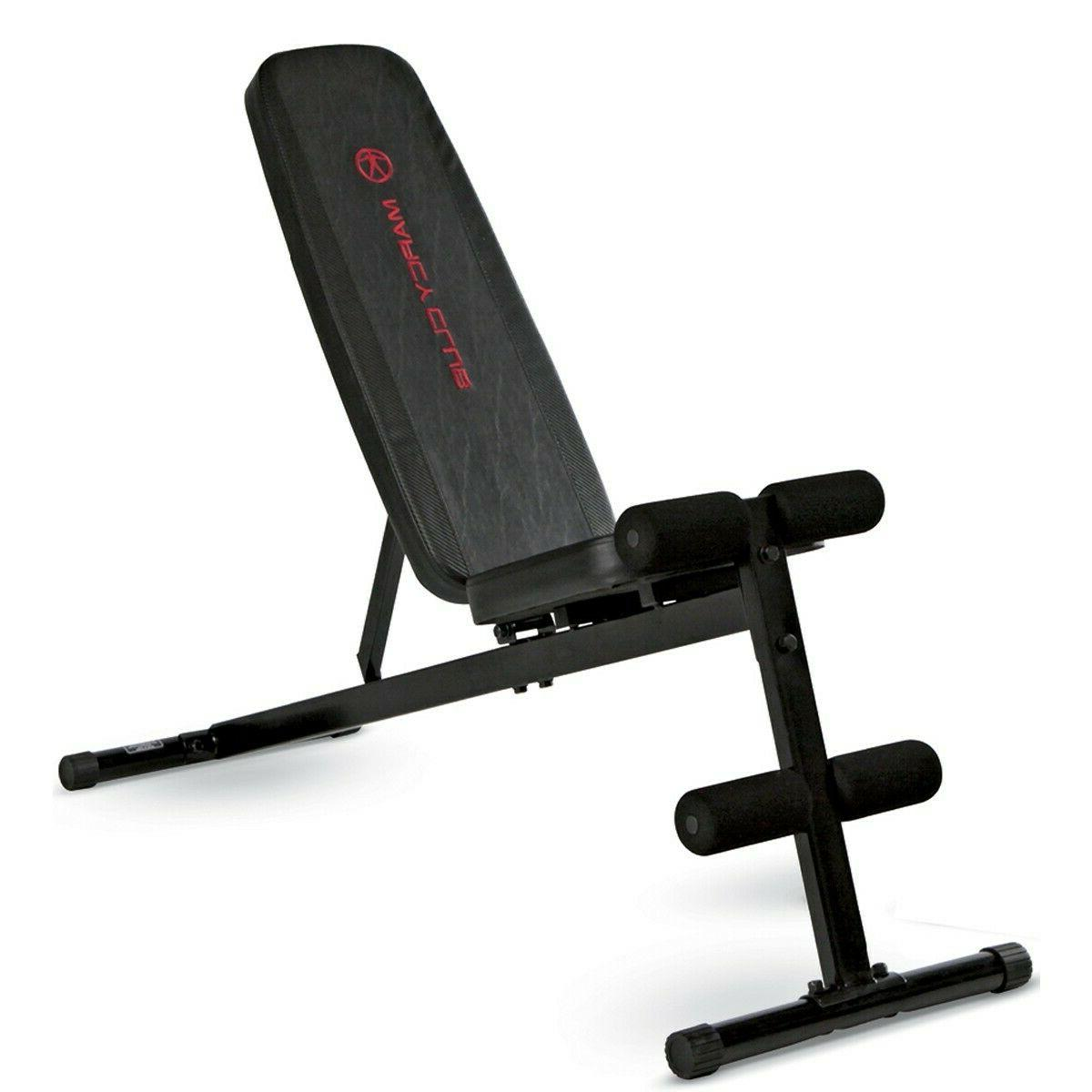 adjustable utility weight bench