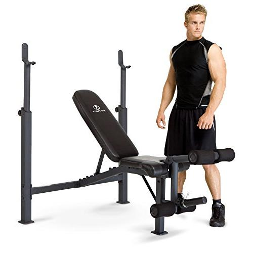 Weight Bench Developer for and Strength Training
