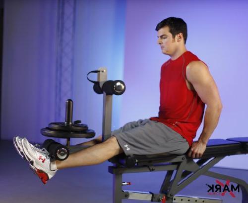 XMark XMark Flat/Incline/Decline Leg Extension