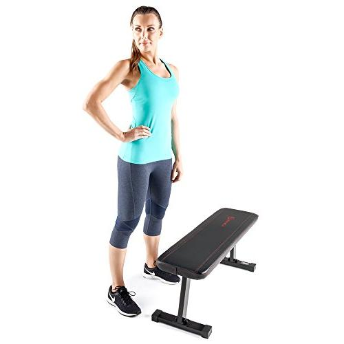 Marcy Utility Bench Weight and Abs