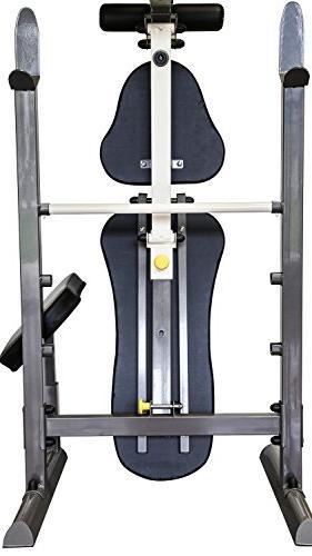 Marcy Folding Weight Bench – Storage MWB-20100