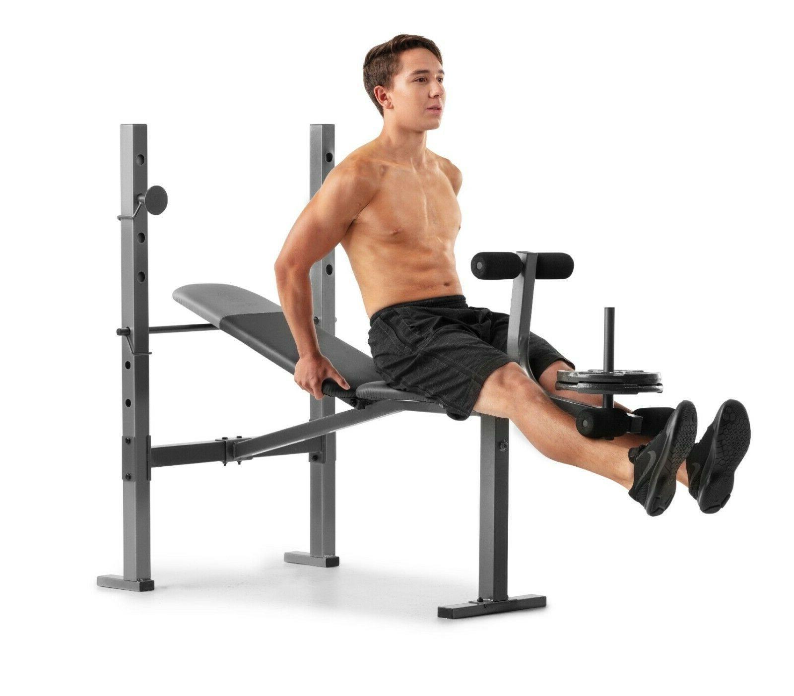 Weider Workout Weight Leg