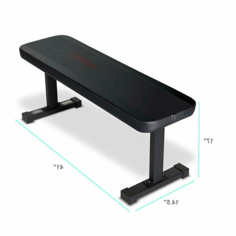 marcy flat utility 600lbs capacity weight bench