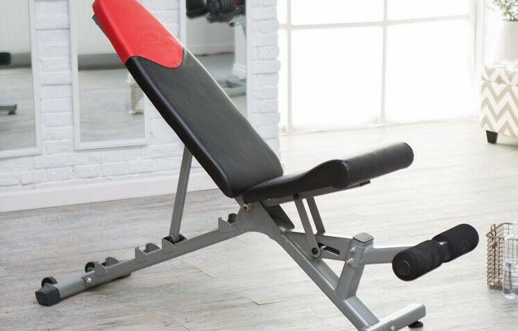 New Adjustable 3.1 Workout -
