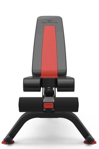 New Bowflex SelectTech Weight Bench Workout Dumbbells
