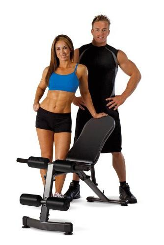 Marcy Bench for Full Body Workout