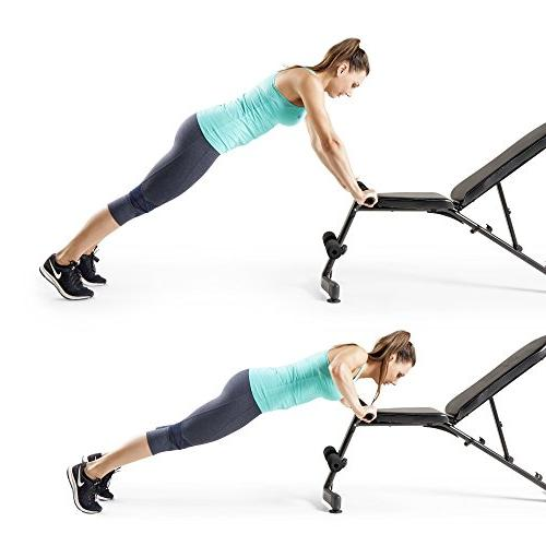 Marcy Adjustable Workout