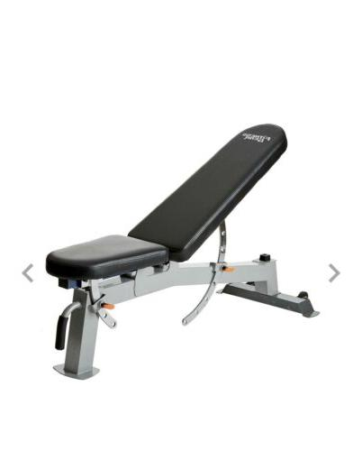 Fitness Gear Pro Utility Weight Bench BRAND NEW