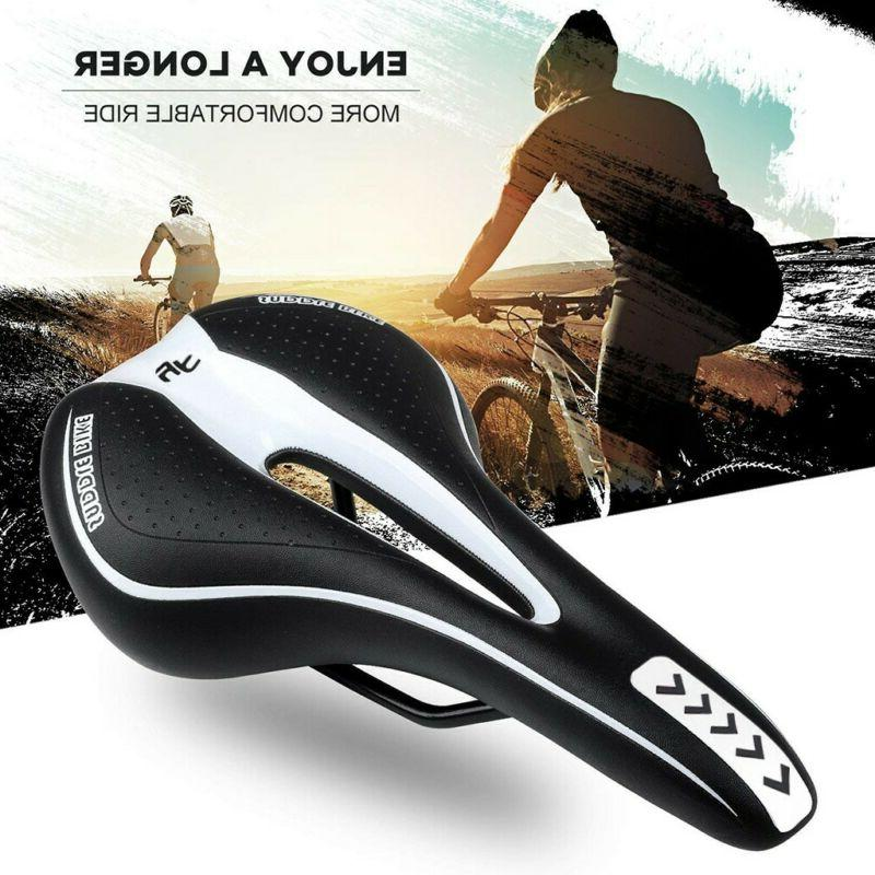 Streamlined Bicycle Cushion Comfortable Rides