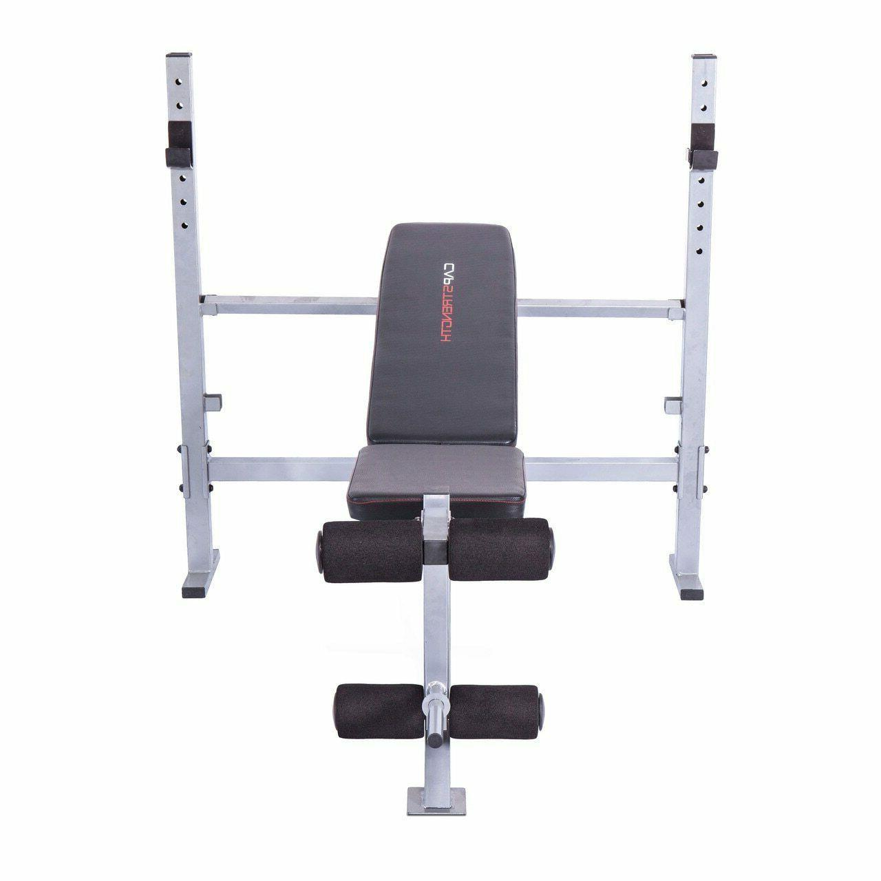 Cap Strength Olympic Bench Press WeightliftingHome Gym STOCK
