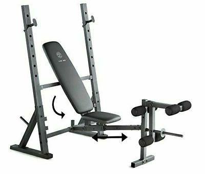 Weider XR Weight w/ Leg Developer + Gym