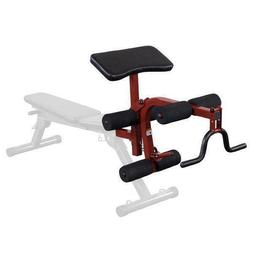 Best Fitness Leg Extension Curl and Preacher Attachment for