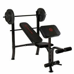 Marcy MKB2081 Standard Weight Bench