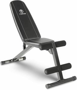 Marcy Multi-Position Workout Utility Bench | FAST FREE SHIPP