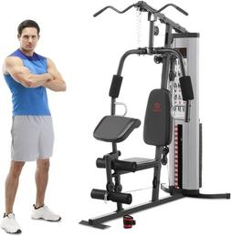 Marcy MWM-988 Home Gym 150lb Adjustable Weight Stack Machine