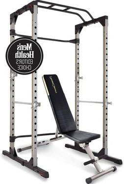 NEW! Fitness Reality 810XLT Super Max Power Cage with Weight