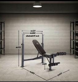 *NEW* Marcy Olympic Bench Press with Rack | MWB-732 *600lb C