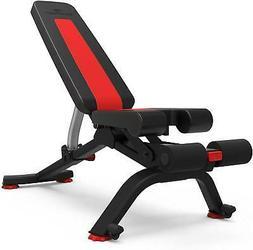 New Bowflex SelectTech Adjustable Weight Bench Series 5.1S W