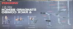 new xr 6 1 adjustable weight bench